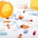 Prescription drugs — Stock Photo