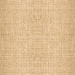 tileable burlap texture — Stock Photo