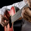 Guitarist — Stock Photo #8606558