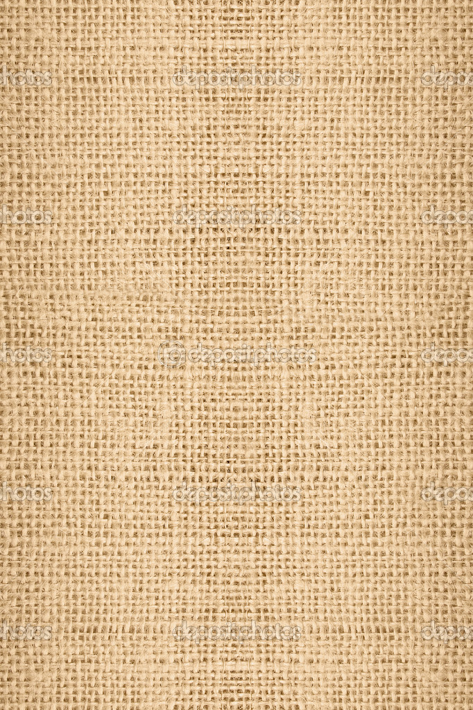 Stock image of Closeup of Burlap background texture, image has been prepared to be tileable. — Stock Photo #8606411