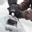Foto de Stock  : Ice scraper
