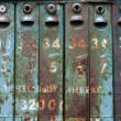 Mailboxes — Stock Photo #8444176