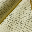 Hebrew Bible — Stock Photo #8537814