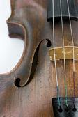 Old violin — Stock Photo