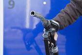 Fuel pistol — Stock Photo