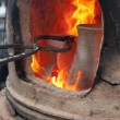 Pottery kiln — Stock Photo #8570864
