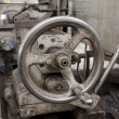 Stock Photo: Old machine