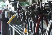 机械工作工具 — 图库照片