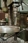 Metal drill — Stock Photo