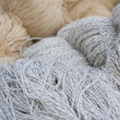 Woolen thread — Stock Photo