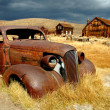 Rusty Old Car — Stock Photo