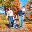 Fall walk — Stock Photo #8351831