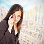 Business woman — Stock Photo #8363672