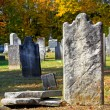 Headstone — Stock Photo #8403711