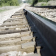 Rails — Stock Photo #8404537