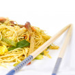 Noodles — Stock Photo