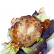 Royalty-Free Stock Photo: Crab cake