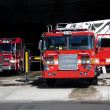 fire trucks — Stock Photo