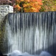 Bright waterfall — Stock Photo