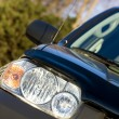 SUV close up — Stock Photo #8407472