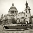 St Paul's Cathedral — Stock Photo #8408778