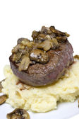 Filet mignon — Stock Photo