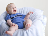 Beautiful baby — Stock Photo