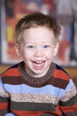 Cute happy boy — Stock Photo