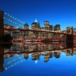Brooklyn Bridge — Stock Photo #8421555