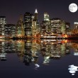 Lower Manhattan - Stockfoto