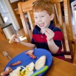 Stock Photo: Mealtime