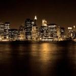Lower Manhattan — Stock Photo #8422119