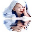 beautiful baby — Stock Photo