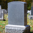 Gravestone — Stock Photo #8422509