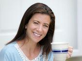 Przerwa na kawę — Zdjęcie stockowe