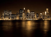 Lower Manhattan — Stok fotoğraf