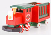 Santa's Express — Stock Photo
