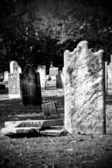 Headstone — Stock Photo