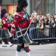 St. Patrick's Day Parade - Stock Photo
