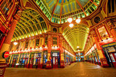 Leadenhall Market — Stock Photo