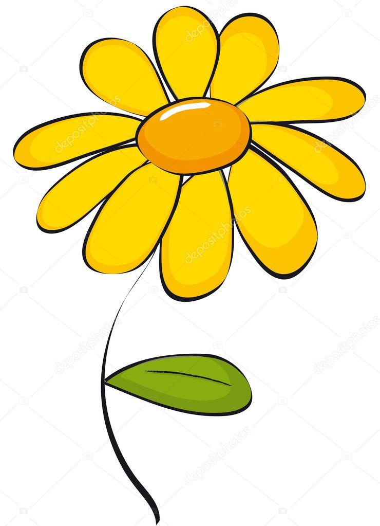 Clip Art Daisy Clipart daisy clip art stock vector marcinska 8351443 of by marcinska