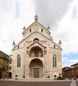 Verona katedrali, i̇talya — Stok fotoğraf