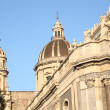 Stock Photo: Cathedral of Catania, Italy