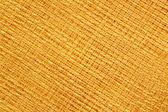 Yellow fabric pattern — Stock Photo
