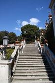 Miramare Castle, Trieste Italy — Stock Photo