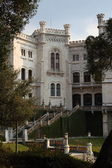 Miramare Castle, Trieste Italy — Stock Photo