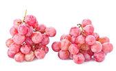 Pink grapes — Stockfoto