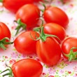 Red tomatoes — Stock Photo #9806609