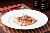 Saltimbocca (Salt' im bocca) — Stock Photo