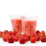 Strawberry Smoothie — Stock Photo #8360912